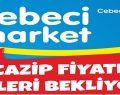 Cebeci Market'ten Mart İndirimleri