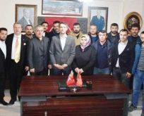 Boyabat MHP Yeni İlçe Başkanı Engin Aydın Oldu
