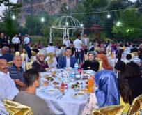 Şehit Aileleri ve Gazi Aileleri ile  İftar Açıldı