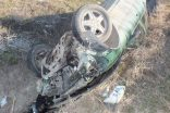 Maruf Köyü Mevkinde Trafik Kazası