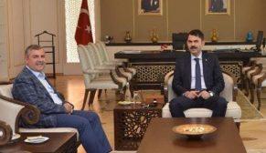 """""""TOKİ KONUTLARINA YOĞUN İLGİ VAR"""""""