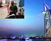 Boyabat Çemberi Ve Pıtası, Dubai Yolcusu