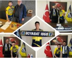Boyabat 1868 Spor Kulübü Transferlerini  Tek Tek Açıklıyor