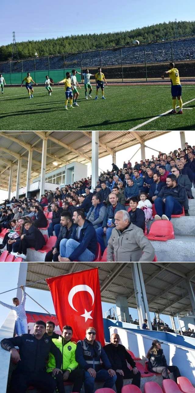Bölgesel Amatör Ligdeki Temsilcisi Boyabat 1868 Spor Bugün (03.11.2019.Pazar) Kendi Evinde Ünye 1957 Sporu Ağırladı.