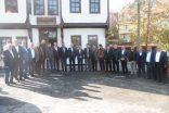 AK Parti Genel Başkan Yardımcısı Boyabat'ta Geldi
