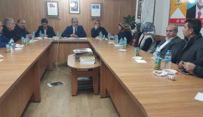 Haflalık Yönetim Kurulu Toplantısı
