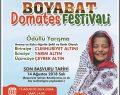 Boyabat Domates Festivaline Davetlisiniz