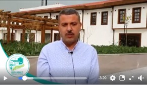 KAZANAN ERGUVAN AĞACI OLDU. (VİDEO)