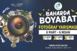 BAHARDA BOYABAT FOTOĞRAF YARIŞMASI