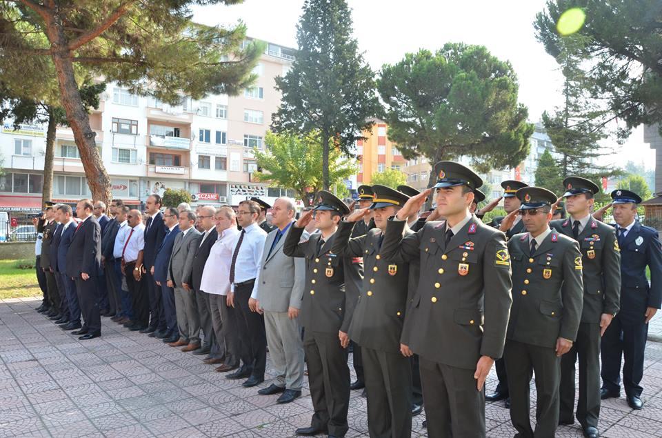 19 Eylül Gaziler Günü Kutlandı.