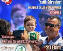 BOYABAT GÜREŞLERİ TEK RUMELİ TV'DE