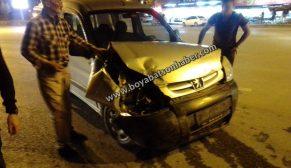 Işıklarda Trafik Kazası