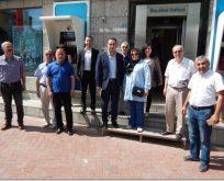 İYİ Partililer Boyabat'ta Resmi Daireleri Ziyaret Etti