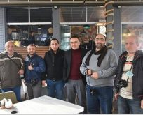 İYİ Parti İlçe Başkanı Mithat Mor, Boyabat Medyasıyla Buluştu