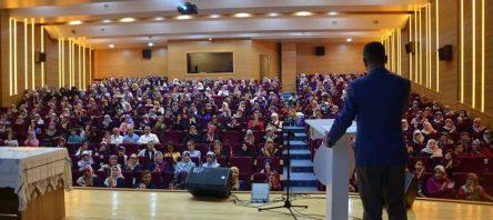 Başkan Çakıcı; Konferans Salonumuz Hayırlı Olsun