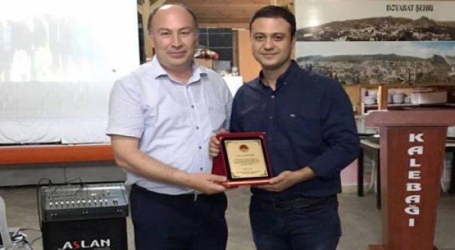 Kardiyoloji Uzmanı Dr. Samim Emet Boyabat'a Veda Etti