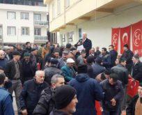Boyabat MHP İlçe Teşkilatı , Milletimiz ve Ordumuz İçin Dua Yaptı