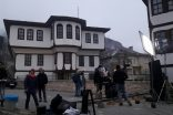 Boyabat'taki Korku Filmin Çekimlerine Başlanıldı