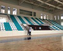 Boyabat Spor Salonu Tamamlandı