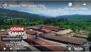 Boyabat TSO Tanıtım Filmi. TIKLA İZLE