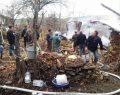 Boyabat Karamusalı Köyünde Feci Yangın 1 Ölü