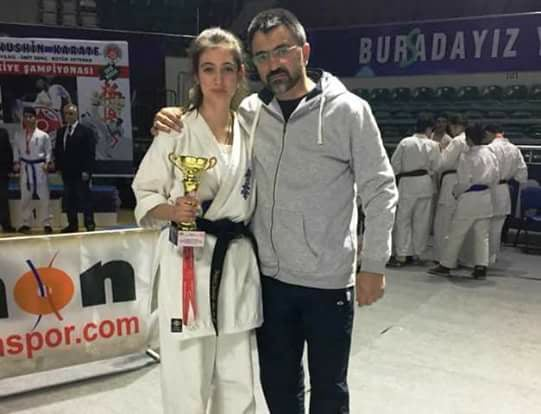 Boyabat'lı Sporcu Türkiye Şampiyonu Oldu
