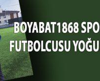 BOYABAT1868 SPOR KULUBÜ FUTBOLCUSU YOĞUN BAKIMDA