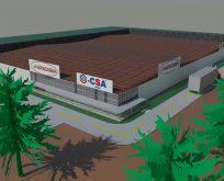 Dev Şirket Boyabat'a Fabrika Kuracak