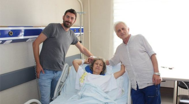 Bu ameliyat Sinop'ta ilk kez yapıldı