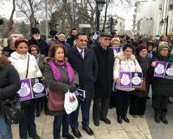 Sinop'ta Chp'den Çocuk İstismarına Tepki