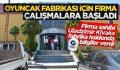 Sinop'ta Oyuncak Fabrikası Ne Zaman Açılıyor