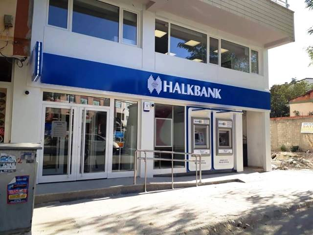 Durağan Halkbankası Şubesi Açıldı