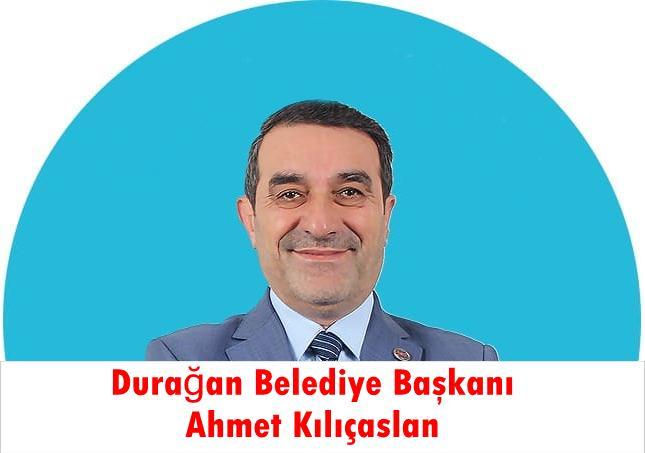 Kesinleşti.Durağan Belediye Başkanı Ahmet Kılıçaslan