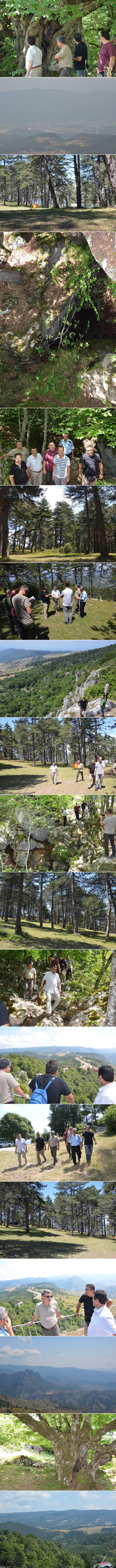 Durağan'ın doğa harikası mekânlarından olan Buzluk Yaylası'nın turizme kazandırılması için çalışmalar sürüyor. Doğa Koruma ve Milli Parklar 10. Bölge Müdürlüğü ekipleri, bölgede incelemelerde bulunulduğu sırada ekibe eşlik eden Durağan Belediye Başkanı Ahmet Kılıçaslan, Buzluk Yaylası Tabiat Parkı ilan edilmesi için raporların hazırlandığını söyledi.