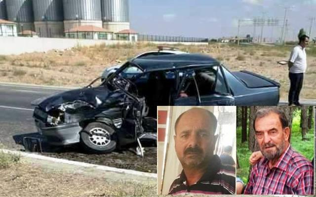 Durağanlı Aile Yozgat'ta Kaza Yaptı , 2 Ölü 2 Yaralı