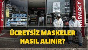 ECZANELERDEN TC İLE MASKE ALINILABİLİR