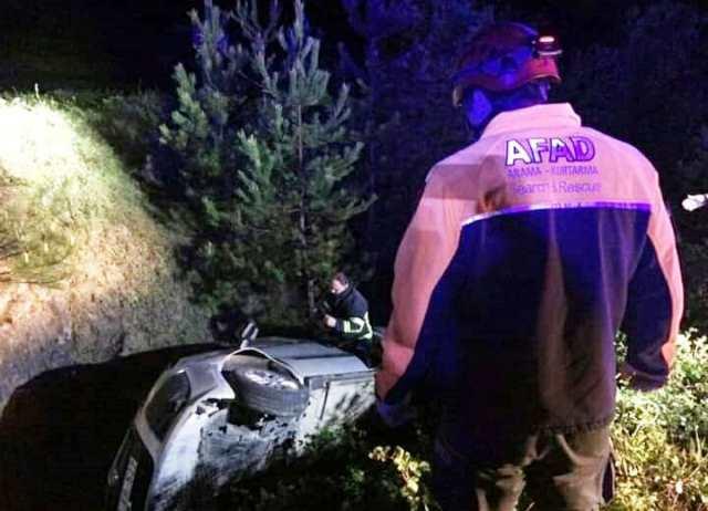 Eski Boyabat – Sinop Yolunda Feci Trafik Kazası, 4 Yaralı