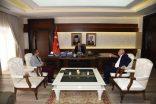 Başkan Demirel'den Eski Sinop Valisi'ne Ziyaret