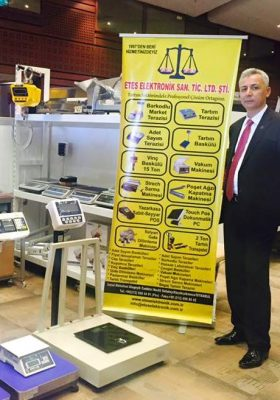 ETES Elektronik'de Sinop İş Dünyası ve Girişimci Forumu'nda