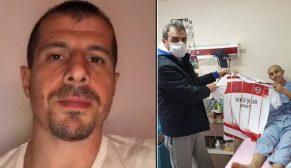 FENERBAHÇE KAPTANI EMRE BELEZOĞLU BOYABAT'LI FUTBOLCUYA SESLENDİ