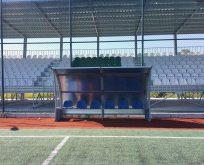 Gerze İlçe Stadı Yenileniyor
