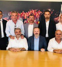 Galatasaray Baş.Yrd.Yusuf Günay'dan İstanbul Sinopspor'a Destek