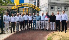 İstanbul Sinop Spor Sezonu Açtı
