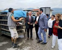 İYİ Parti Vekil Adayı Toprak Sanayisi Emekçilerini Dinledi