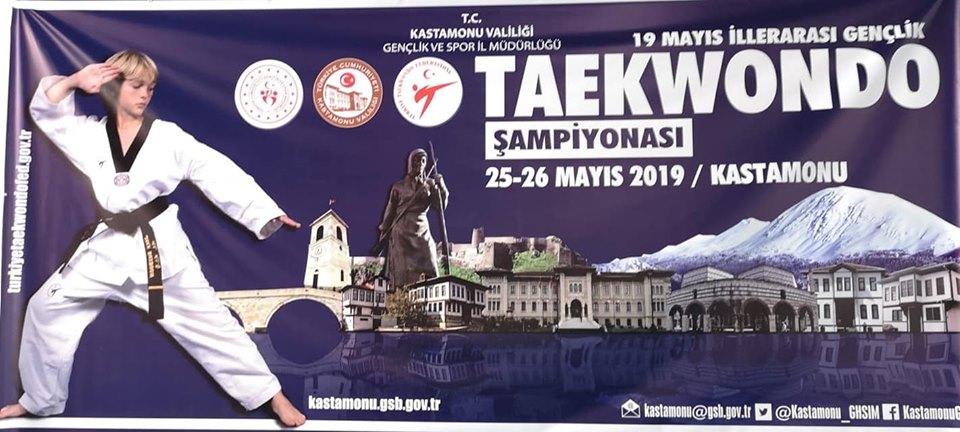Taekwondo Turnuvası Başlasın