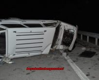 Boyabat Saraydüzü Arasında Trafik Kazası 2 Yaralı