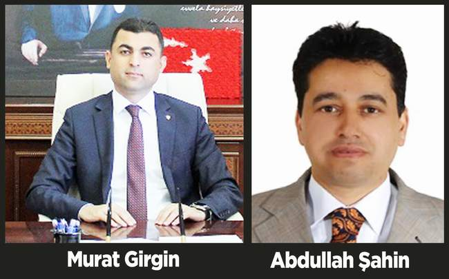 Sinop'ta 2 Vali Yardımcısı ve 1 Kaymakam değişti