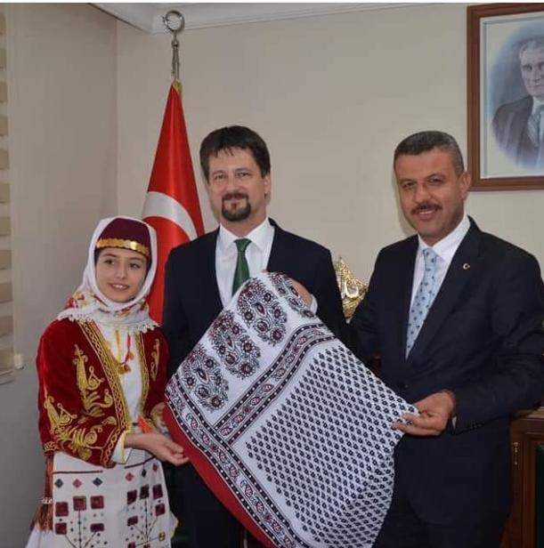 VİCTOR MATİS BOYABAT'A GELİYOR