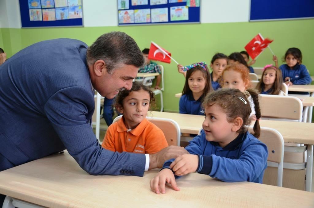 Maviş'ten Yeni Eğitim Öğretim Yıl Mesajı