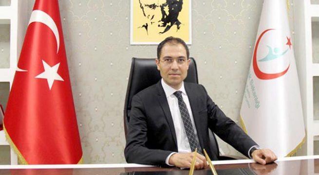 Sinop Sağlık Müdürlüğüne Atandı